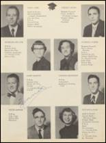 1954 Lampasas High School Yearbook Page 42 & 43