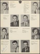 1954 Lampasas High School Yearbook Page 46 & 47