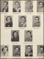 1954 Lampasas High School Yearbook Page 50 & 51