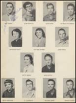 1954 Lampasas High School Yearbook Page 52 & 53