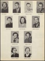 1954 Lampasas High School Yearbook Page 54 & 55