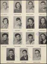 1954 Lampasas High School Yearbook Page 58 & 59