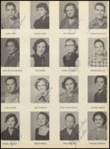 1954 Lampasas High School Yearbook Page 68 & 69