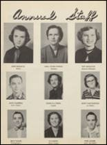 1954 Lampasas High School Yearbook Page 74 & 75