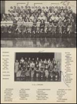 1954 Lampasas High School Yearbook Page 80 & 81