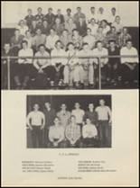 1954 Lampasas High School Yearbook Page 82 & 83