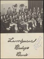 1954 Lampasas High School Yearbook Page 84 & 85