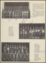 1954 Lampasas High School Yearbook Page 86 & 87
