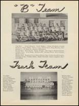 1954 Lampasas High School Yearbook Page 94 & 95