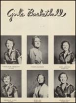 1954 Lampasas High School Yearbook Page 98 & 99
