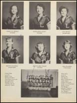 1954 Lampasas High School Yearbook Page 100 & 101