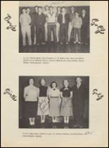1954 Lampasas High School Yearbook Page 104 & 105