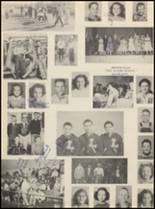 1954 Lampasas High School Yearbook Page 108 & 109