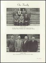 1949 Boston Latin School Yearbook Page 16 & 17