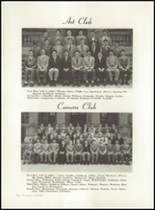 1949 Boston Latin School Yearbook Page 112 & 113