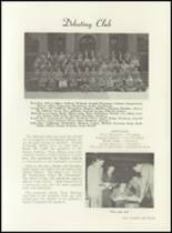 1949 Boston Latin School Yearbook Page 114 & 115
