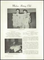1949 Boston Latin School Yearbook Page 120 & 121