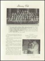 1949 Boston Latin School Yearbook Page 122 & 123