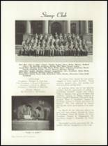1949 Boston Latin School Yearbook Page 126 & 127