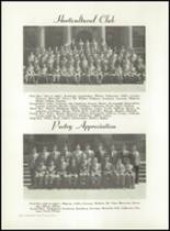 1949 Boston Latin School Yearbook Page 128 & 129