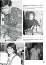 1984 Deer Creek High School Yearbook Page 16 & 17