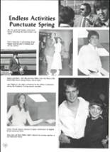 1984 Deer Creek High School Yearbook Page 24 & 25