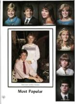 1984 Deer Creek High School Yearbook Page 54 & 55