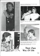 1984 Deer Creek High School Yearbook Page 68 & 69