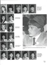 1984 Deer Creek High School Yearbook Page 82 & 83
