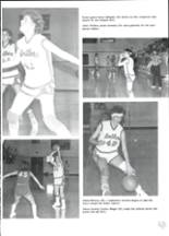 1984 Deer Creek High School Yearbook Page 100 & 101