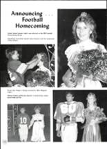 1984 Deer Creek High School Yearbook Page 126 & 127