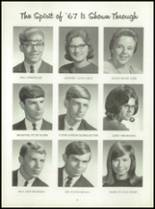 1967 Syracuse High School Yearbook Page 14 & 15
