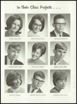 1967 Syracuse High School Yearbook Page 16 & 17
