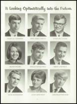 1967 Syracuse High School Yearbook Page 20 & 21