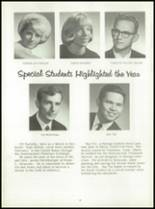 1967 Syracuse High School Yearbook Page 22 & 23