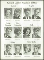 1967 Syracuse High School Yearbook Page 24 & 25