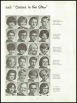 1967 Syracuse High School Yearbook Page 26 & 27