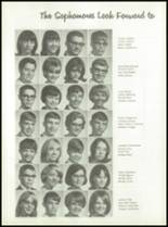 1967 Syracuse High School Yearbook Page 30 & 31