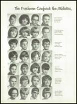 1967 Syracuse High School Yearbook Page 34 & 35