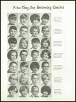 1967 Syracuse High School Yearbook Page 36 & 37