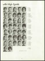 1967 Syracuse High School Yearbook Page 38 & 39