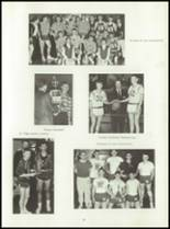 1967 Syracuse High School Yearbook Page 60 & 61
