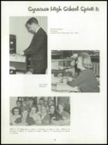 1967 Syracuse High School Yearbook Page 90 & 91