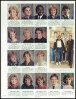 1985 Ingraham High School Yearbook Page 22 & 23
