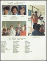 1985 Ingraham High School Yearbook Page 34 & 35