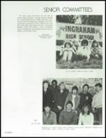 1985 Ingraham High School Yearbook Page 40 & 41