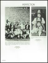 1985 Ingraham High School Yearbook Page 42 & 43