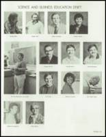 1985 Ingraham High School Yearbook Page 54 & 55