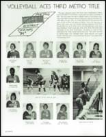 1985 Ingraham High School Yearbook Page 86 & 87