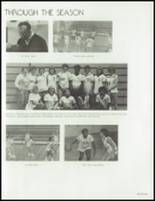 1985 Ingraham High School Yearbook Page 92 & 93